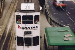China 1993 April China into Hong Kong. (155) Hong Kong. 155