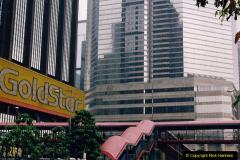 China 1993 April China into Hong Kong. (60) Hong Kong. 060