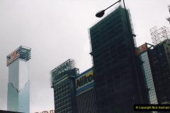 China 1993 April China into Hong Kong. (62) Hong Kong. 062