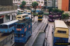 China 1993 April China into Hong Kong. (66) Hong Kong. 066