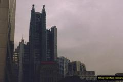 China 1993 April China into Hong Kong. (72) Hong Kong. 072