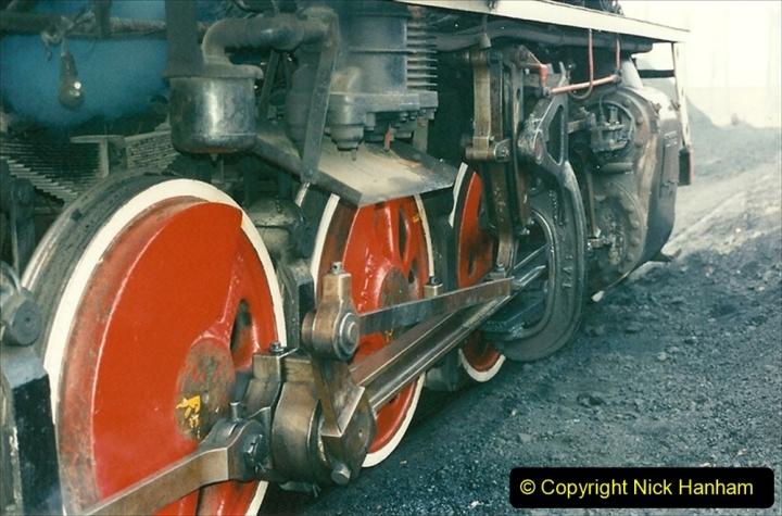 China 1997 November Number 1. (103) Steel Works shed area. 103