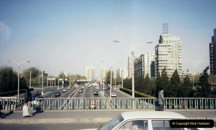 China 1997 November Number 1. (11) Beijing. 011
