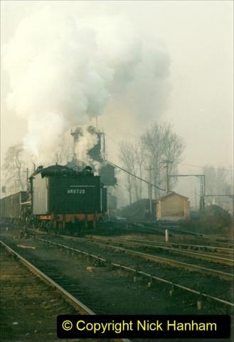 China 1997 November Number 1. (140) Steel Works shed area. 140