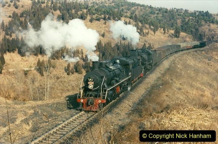 China 1997 November Number 1. (195) More branch linesiding. 195