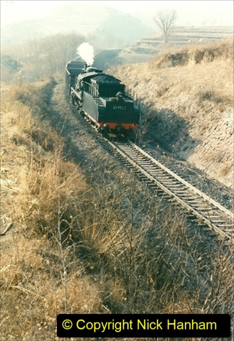 China 1997 November Number 1. (197) More branch linesiding. 197