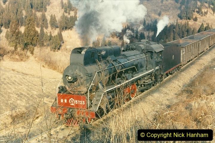 China 1997 November Number 1. (202) More branch linesiding. 202
