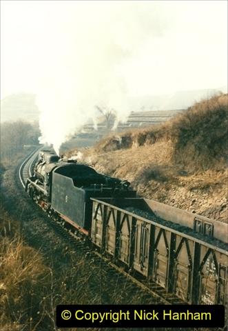 China 1997 November Number 1. (206) More branch linesiding. 206