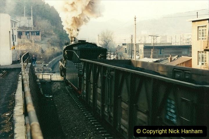 China 1997 November Number 1. (220) More branch linesiding. 220