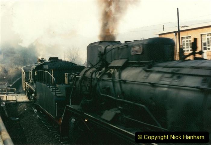 China 1997 November Number 1. (221) More branch linesiding. 221