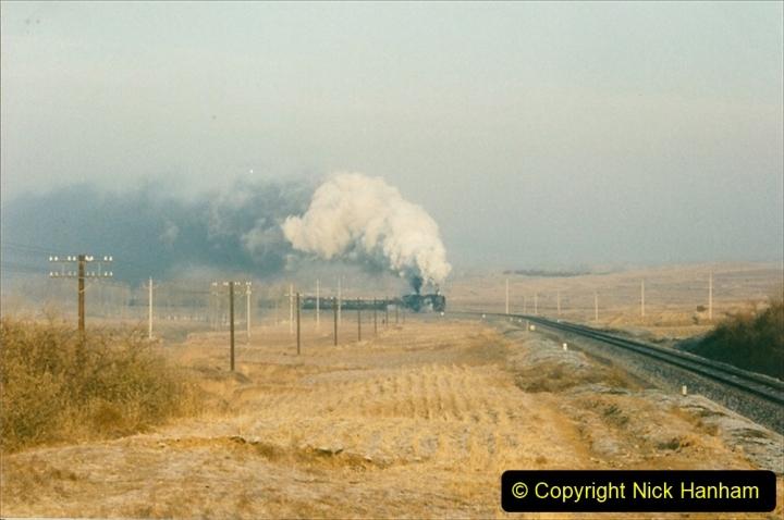 China 1997 November Number 1. (258) Various locations for linesiding near Yebaishuo. 258