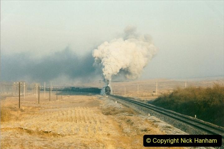 China 1997 November Number 1. (259) Various locations for linesiding near Yebaishuo. 259