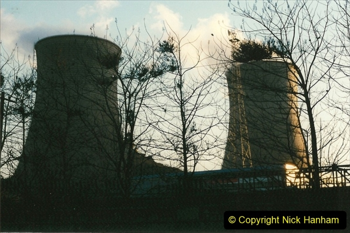 China 1997 November Number 1. (26) At the Beijing Steel Works. 026