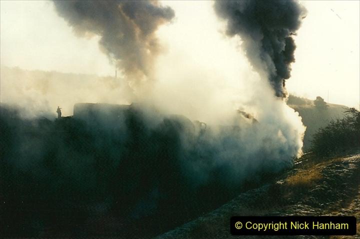 China 1997 November Number 1. (267) Various locations for linesiding near Yebaishuo. 267