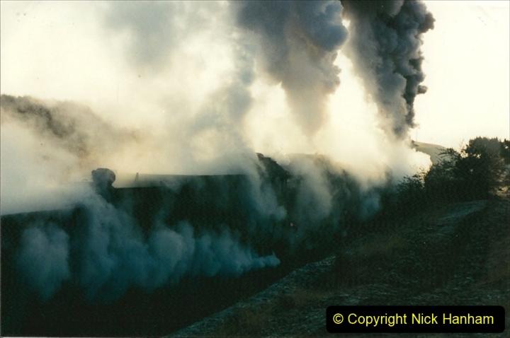 China 1997 November Number 1. (268) Various locations for linesiding near Yebaishuo. 268