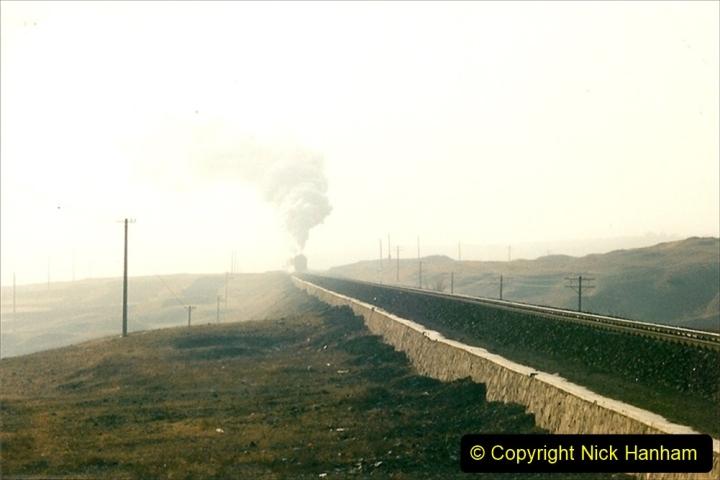 China 1997 November Number 1. (270) Various locations for linesiding near Yebaishuo. 270