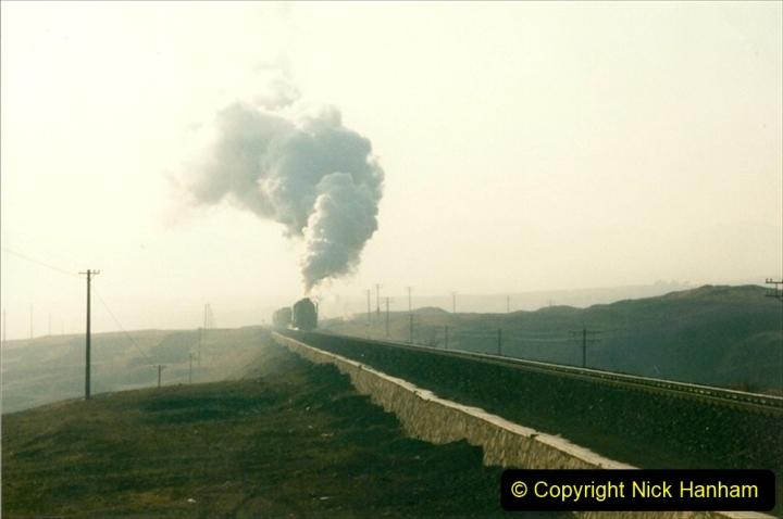 China 1997 November Number 1. (271) Various locations for linesiding near Yebaishuo. 271