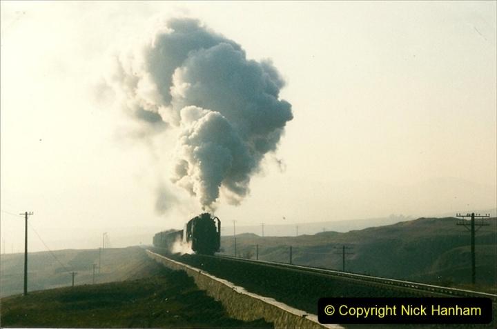 China 1997 November Number 1. (272) Various locations for linesiding near Yebaishuo. 272