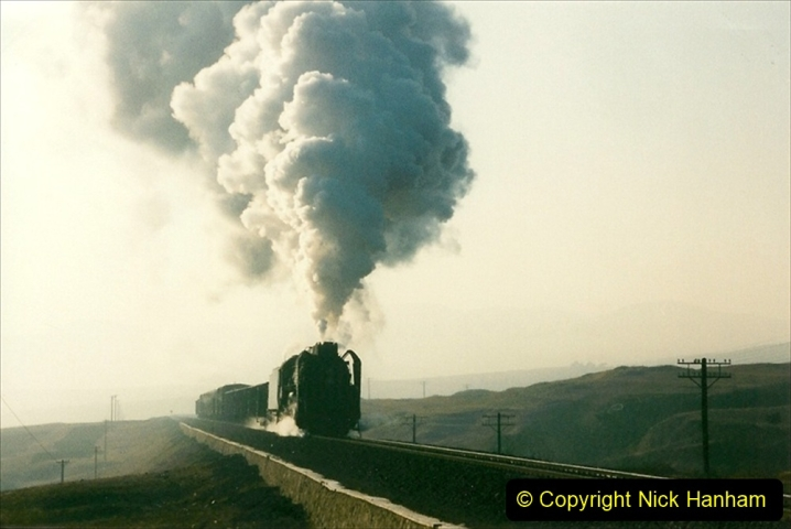China 1997 November Number 1. (273) Various locations for linesiding near Yebaishuo. 273
