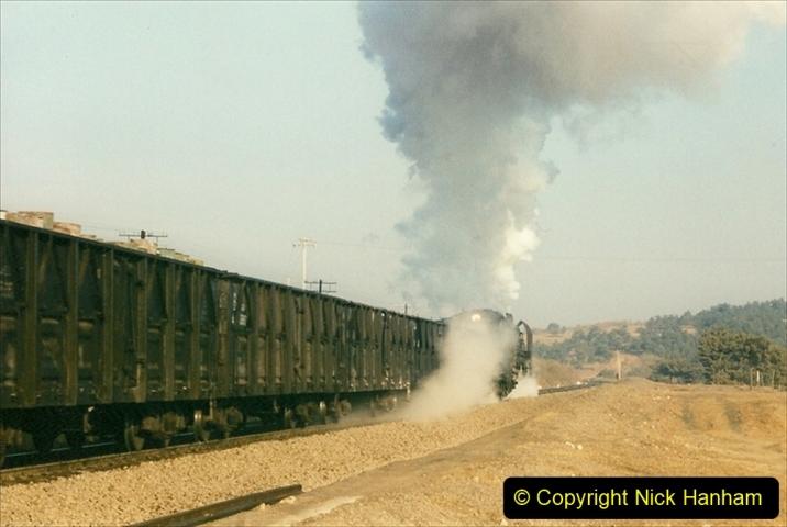 China 1997 November Number 1. (277) Various locations for linesiding near Yebaishuo. 277