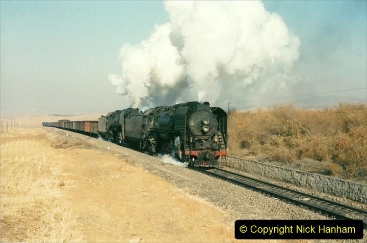 China 1997 November Number 1. (289) Various locations for linesiding near Yebaishuo. 289