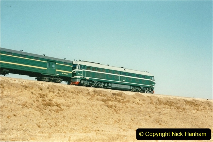 China 1997 November Number 1. (298) Various locations for linesiding near Yebaishuo. 298
