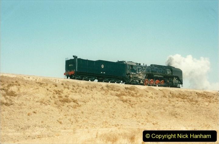 China 1997 November Number 1. (303) Various locations for linesiding near Yebaishuo. 303
