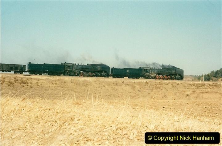 China 1997 November Number 1. (316) Various locations for linesiding near Yebaishuo. 316
