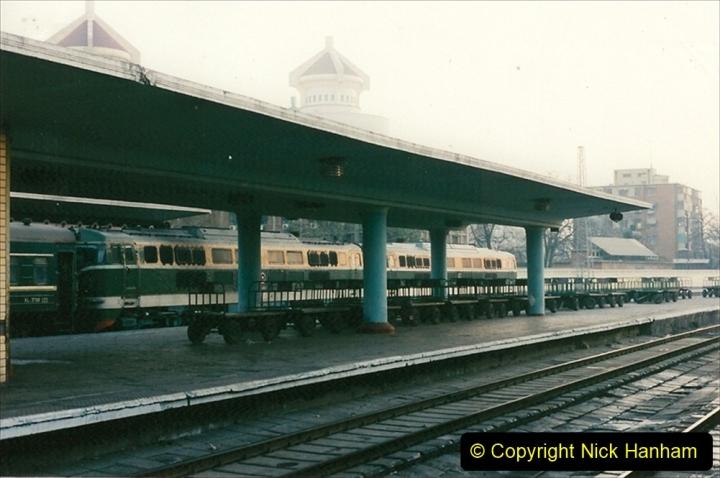 China 1997 November Number 1. (45) Beijing Station. 045