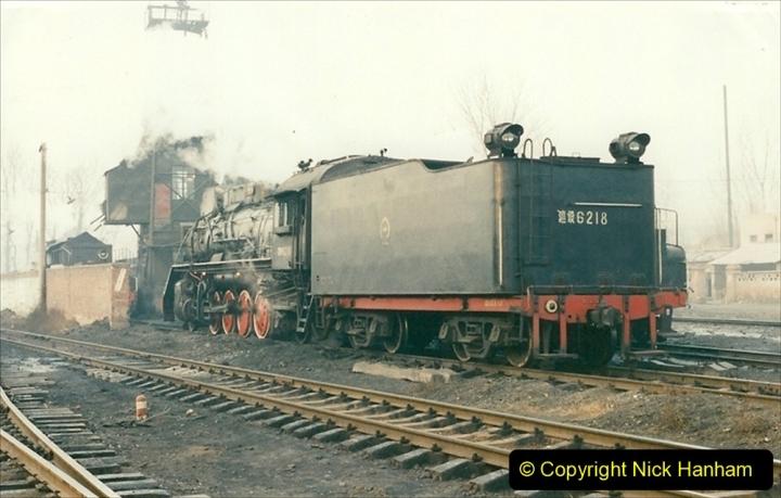 China 1997 November Number 1. (92) Steel Works shed area. 092
