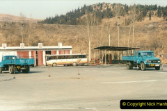 China 1997 November Number 1. (185) Truck driving school next to the branch. 185