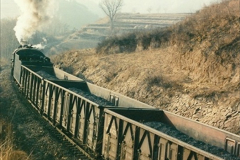 China 1997 November Number 1. (208) More branch linesiding. 208