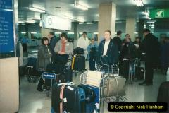 China 1997 November Number 1. (4) London heathrow. 004