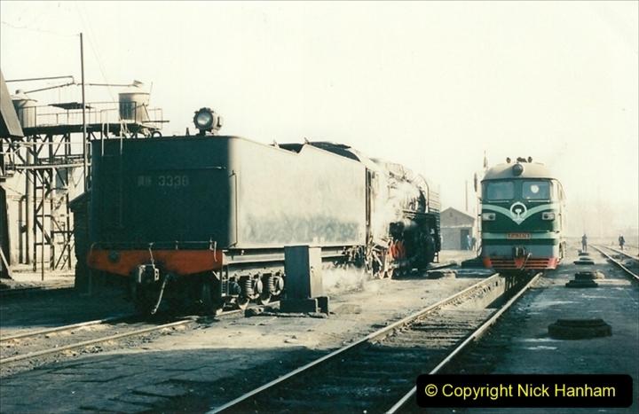 China 1997 November Number 2. (100) Yebaishou shed. 100