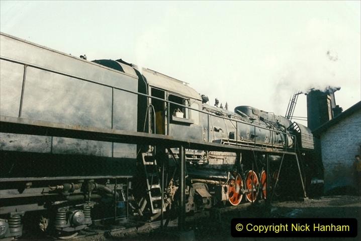 China 1997 November Number 2. (102) Yebaishou shed. 102