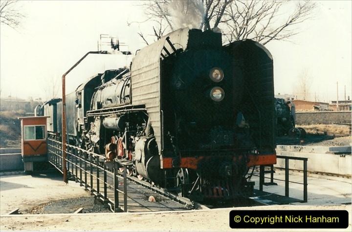 China 1997 November Number 2. (114) Yebaishou shed. 114