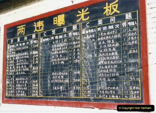 China 1997 November Number 2. (119) Yebaishou shed. 119