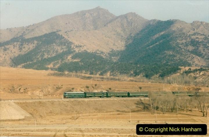 China 1997 November Number 2. (14) Yebaishou area linesiding. 014