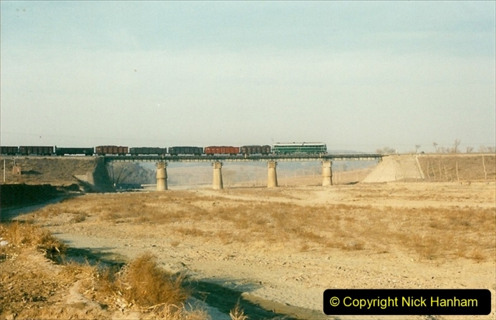 China 1997 November Number 2. (18) Yebaishou area linesiding. 018