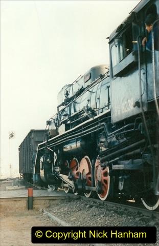 China 1997 November Number 2. (181) Yebaishou yard area. 181