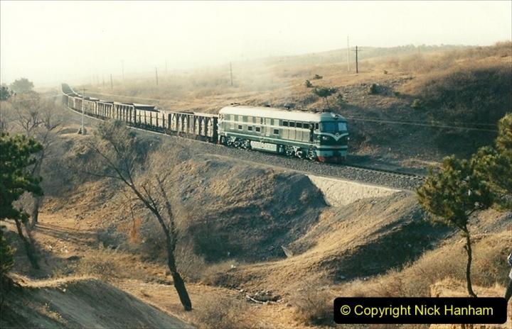 China 1997 November Number 2. (19) Yebaishou area linesiding. 019