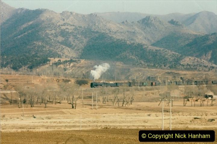 China 1997 November Number 2. (2) Yebaishou area linesiding. 002