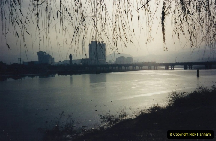 China 1997 November Number 2. (223) Chengde town area of the Steel Works branch.223