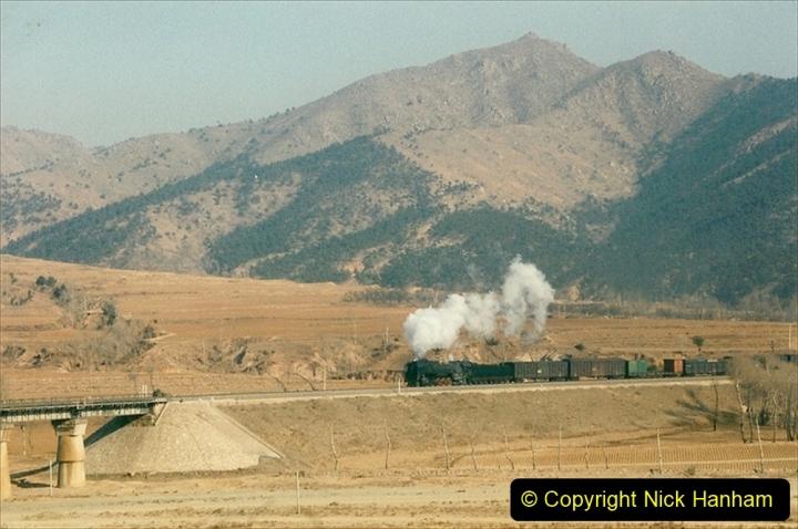 China 1997 November Number 2. (3) Yebaishou area linesiding. 003