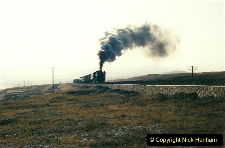 China 1997 November Number 2. (37) Yebaishou area linesiding. 037