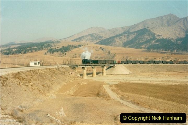 China 1997 November Number 2. (4) Yebaishou area linesiding. 004