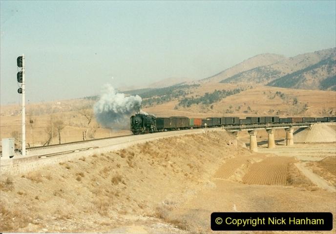 China 1997 November Number 2. (5) Yebaishou area linesiding. 005
