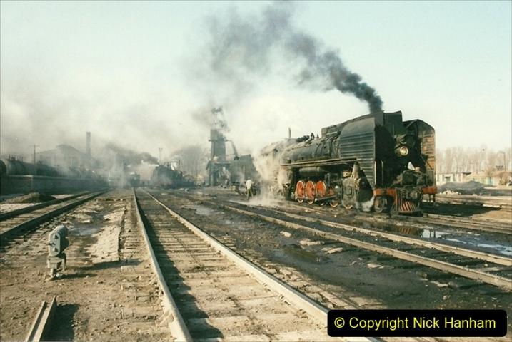 China 1997 November Number 2. (56) Yebaishou shed. 056