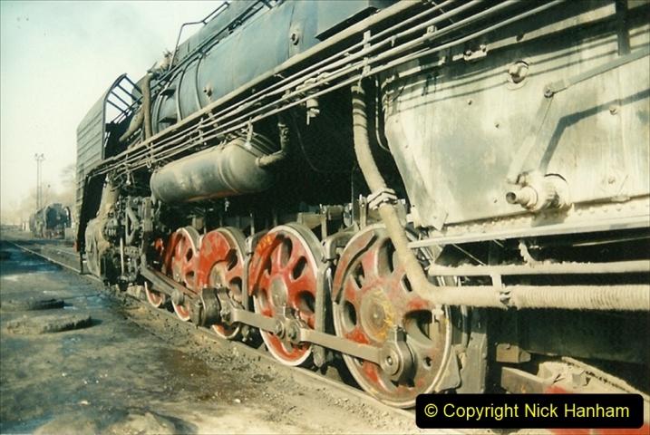 China 1997 November Number 2. (59) Yebaishou shed. 059