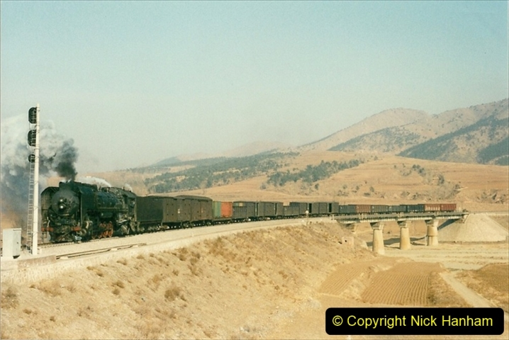 China 1997 November Number 2. (6) Yebaishou area linesiding. 006